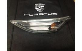 Porsche Standard Clear Side Marker, Right